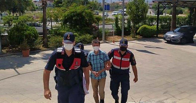 Seydikemer'de kesinleşmiş 6 yıl hapis cezası olan FETÖ üyesi yakalandı
