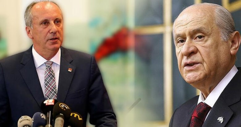İnce'nin hedefleri CHP'nin kanına dokunuyor
