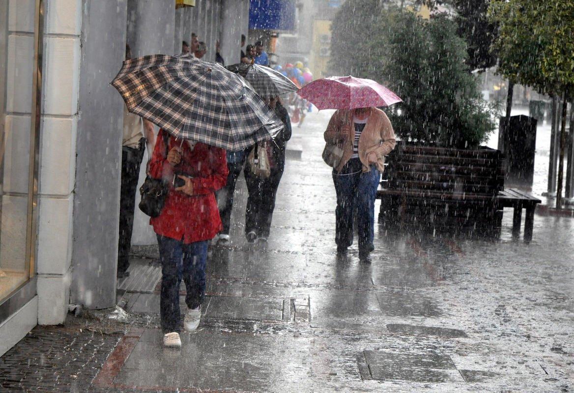 İzmir'de hava nasıl olacak? Meteoroloji duyurdu 7 Aralık 2018 Cuma hava durumu.