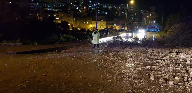 Kuşadası'nda rekor yağmur