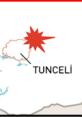 Tunceli'de Sis kazası