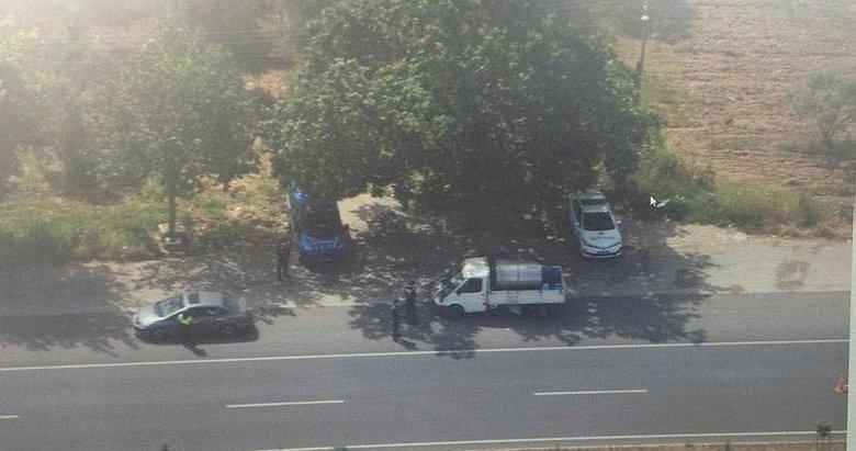 Manisa'da sıkı tedbirler! Helikopterden tespit edildiler