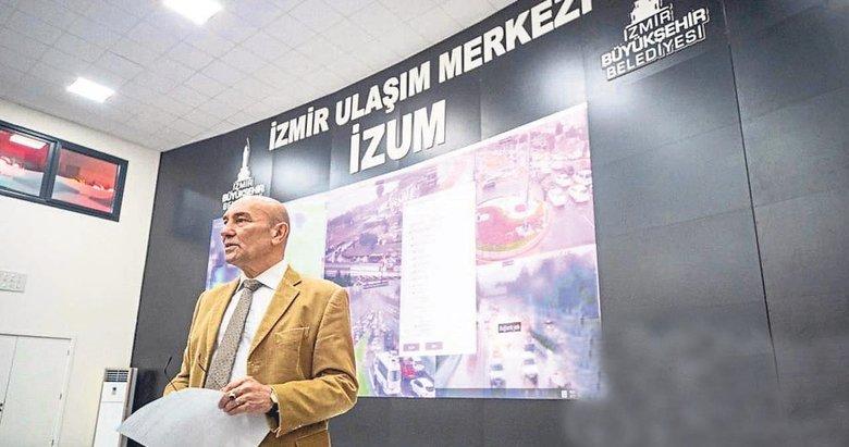 İzmir Büyükşehir'den tam adaptif rezalet