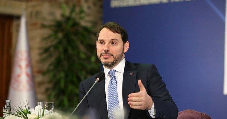 Hazine ve Maliye Bakanı Berat Albayrak KOBİ'lere müjdeyi verdi