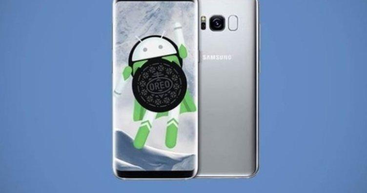 Galaxy S8 için Oreo güncellemesi Türkiye'de!