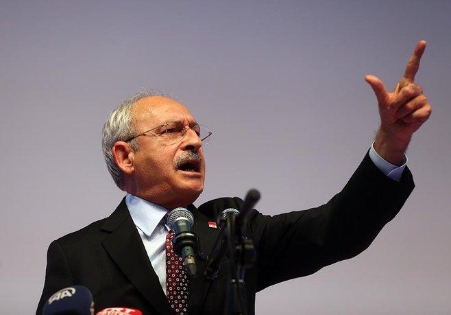 Kılıçdaroğlundan A Haber ve atvye skandal tehdit