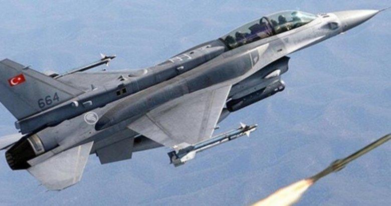 Gara'da tespit edilen 6 PKK'lı terörist etkisiz hale getirildi