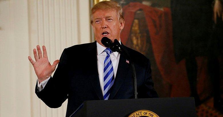 Trumptan 117 milyar dolarlık satışa engel