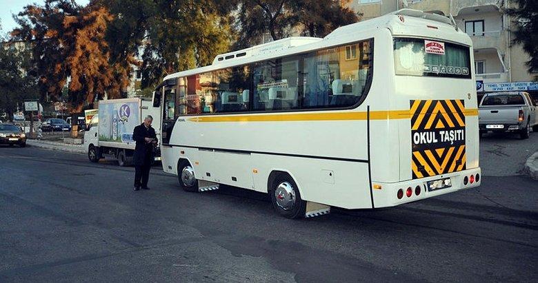 İzmir'de okul servisi ücretlerine yüzde 15 zam