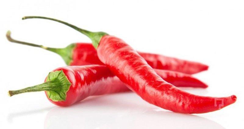 Şifa deposu kırmızı biber ile kilo vermek mümkün