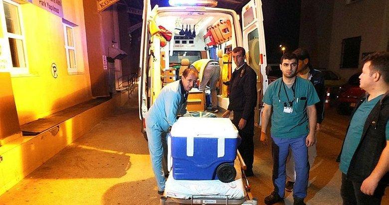 Kazada ölen üniversiteli Şamil, organlarıyla 4 kişiye umut oldu