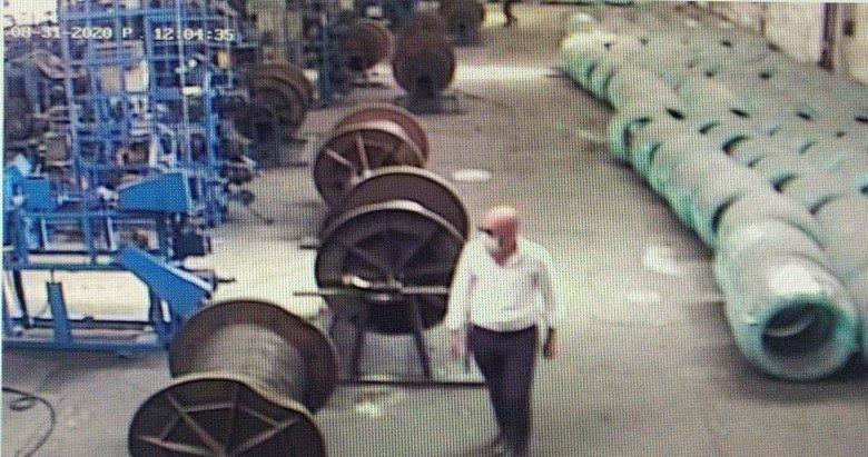 İş başvurusuyla gittiği fabrikalarda, işçilerin paralarını çaldı!