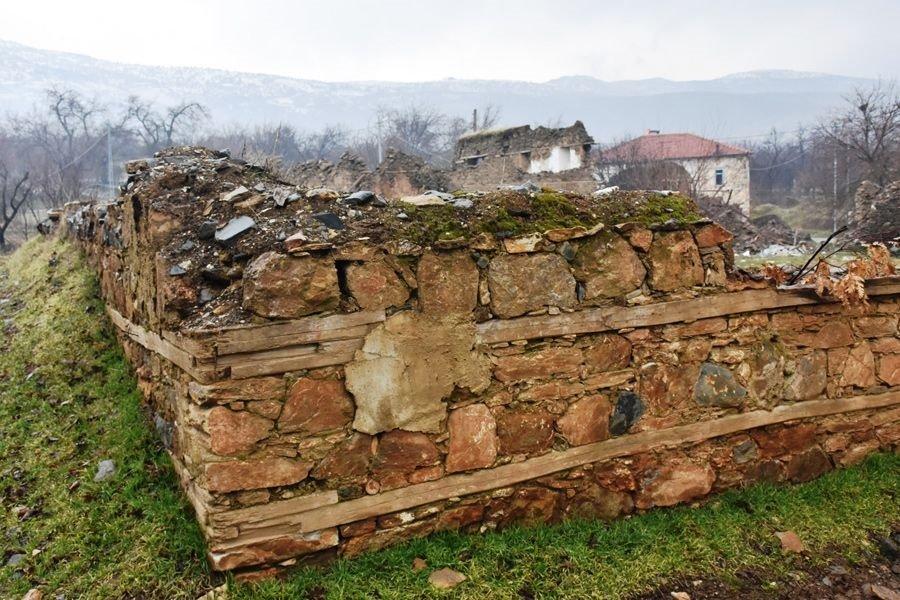 Malatya Doğanyol'da Kemal Sunal'ın doğduğu ev de yıkıldı