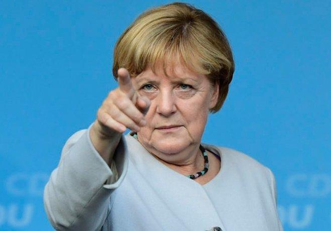 Seçimlere 12 gün kala Merkel çarkı!