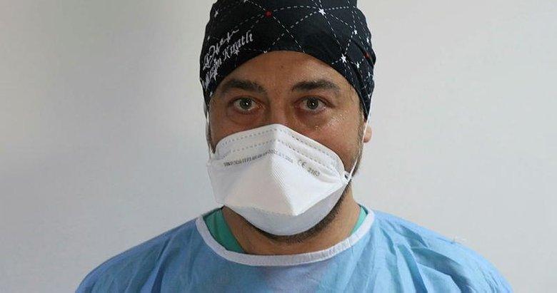 32 gün arayla 2 kez Kovid-19 geçiren doktordan vatandaşlara aşı olun çağrısı