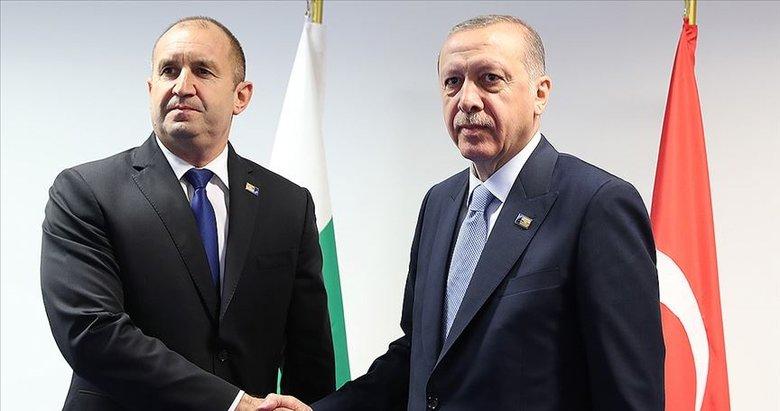 Başkan Erdoğan'dan kritik telefon görüşmesi