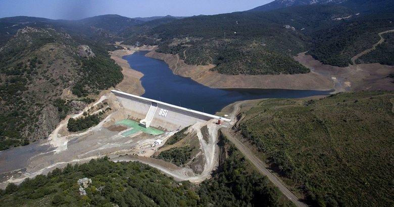 İzmir'e 16 yılda 28 baraj