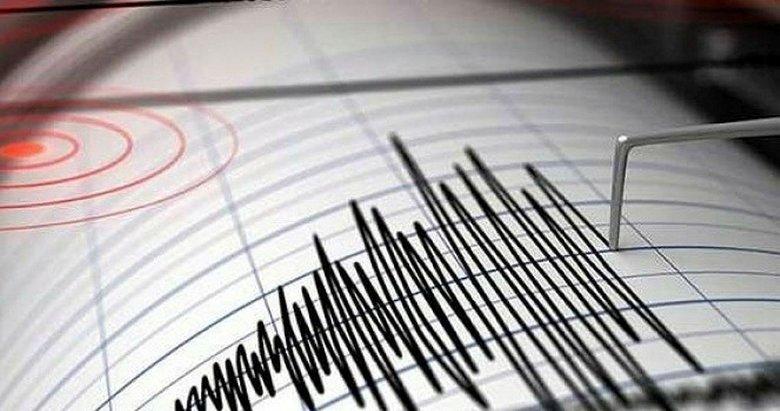 Son dakika: Denizli Acıpayam'da deprem