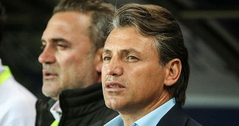 Tamer Tuna: Süper Lig'de seneye de mücadele eden bir Göztepe olacak
