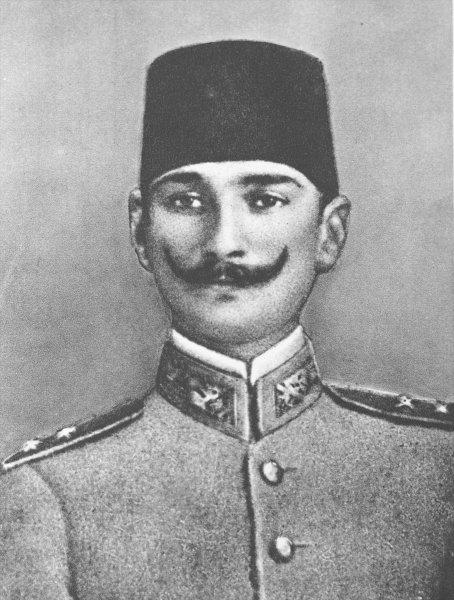 Atatürk'ün görmediğiniz arşiv fotoğrafları