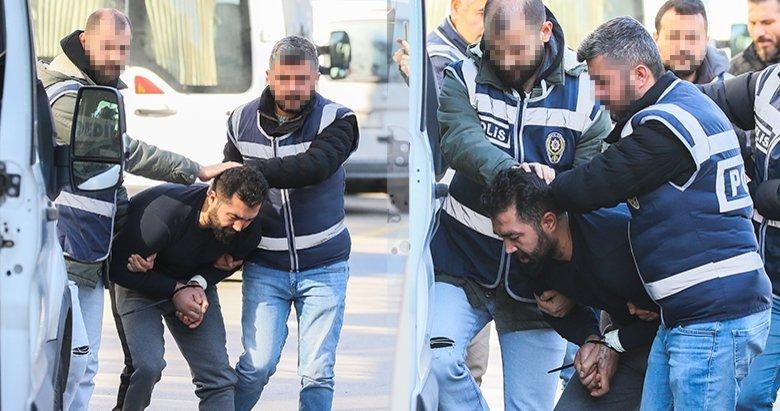 İzmir Torbalı'daki iki cinayetin zanlısı tutuklandı