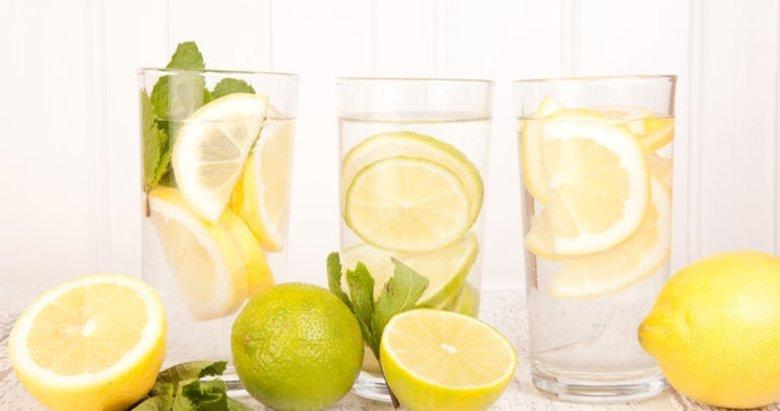Limonun öyle bir faydası var ki! Eğer limonun suyunu...