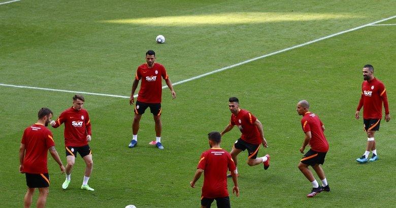 Galatasaray sahne alıyor