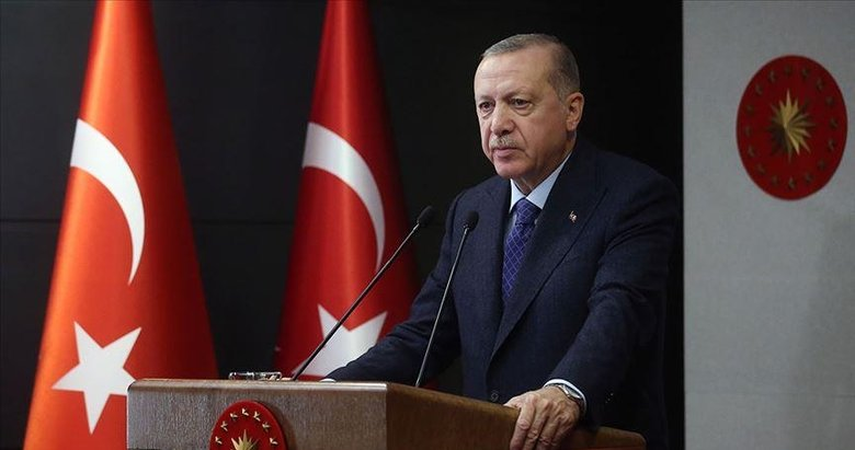 Başkan Erdoğan'dan 'Dünya Çevre Günü' mesajı