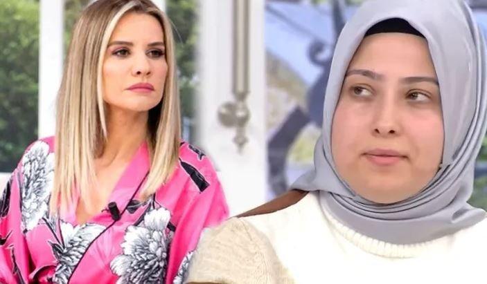 Çocuklarını bırakıp eski sevgilisine kaçan kadına Esra Erol'dan canlı yayında büyük tepki!