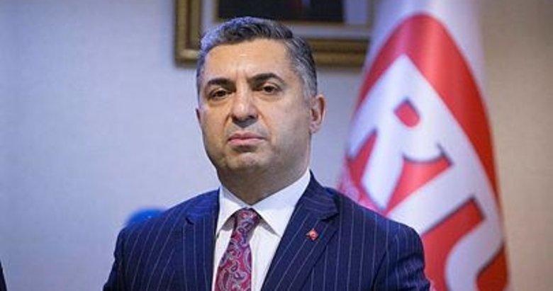RTÜK Başkanı Şahin'den, Saymaz'a 'rapor' tepkisi: Kovulman boşa değilmiş, yalancının tekisin