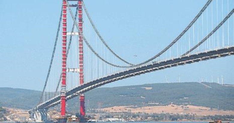 1915 Çanakkale Köprüsü'ne son kaynağı Erdoğan atacak