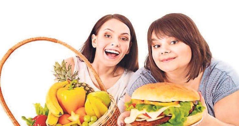 Hastalıklar kilo vermenize engel olmasın