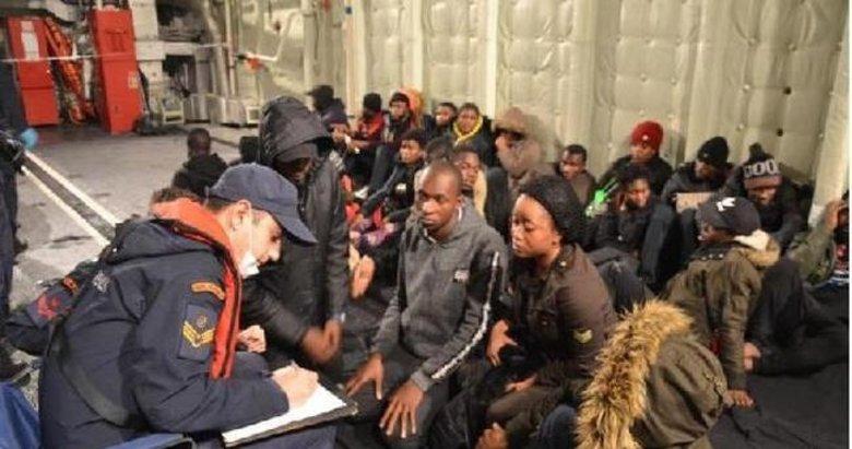 Seferihisar ve Selçuk'ta 74 kaçak göçmen yakalandı