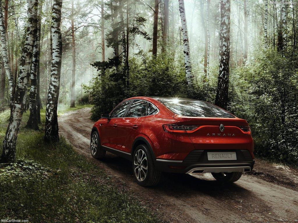 Renault Arkana Moskova'da tanıtıldı! Renault'un SUV modeline verdiği Arkana ne demek?