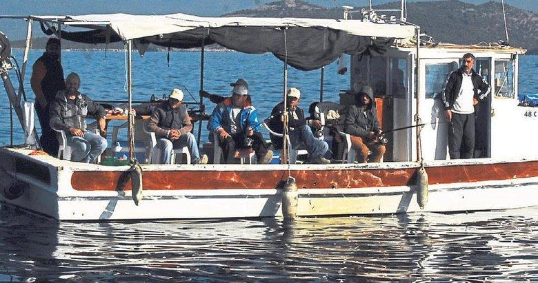 Oltada balık turizmi