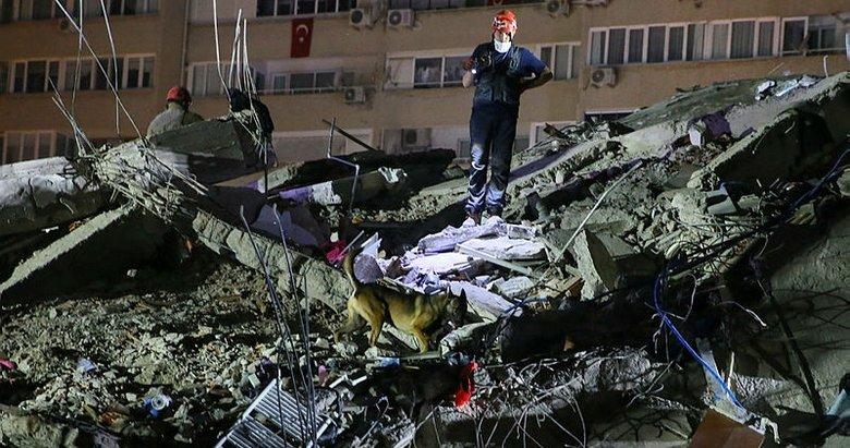 Son dakika: İzmir depreminde 21 kişi hayatını kaybetti