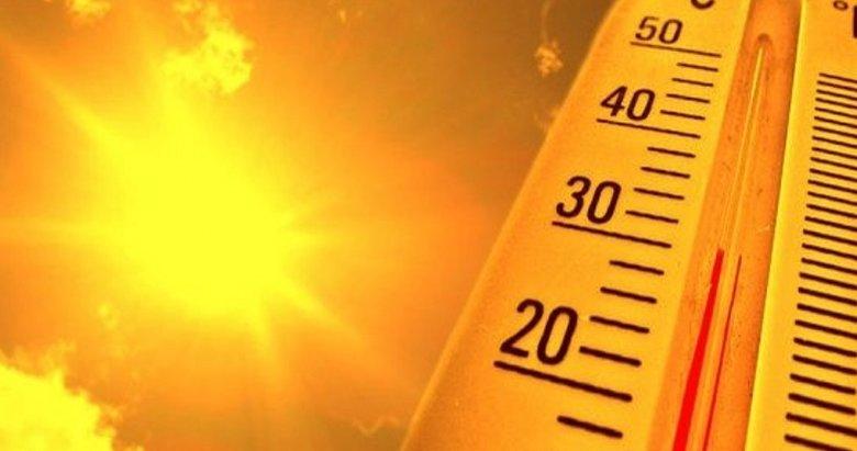 İşte Türkiye'nin en sıcak yeri