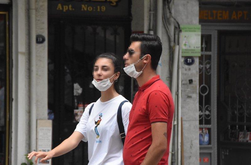 Maske takmayan gençlerin cevapları 'pes' dedirtti