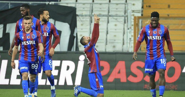 Kartal'a Trabzon freni
