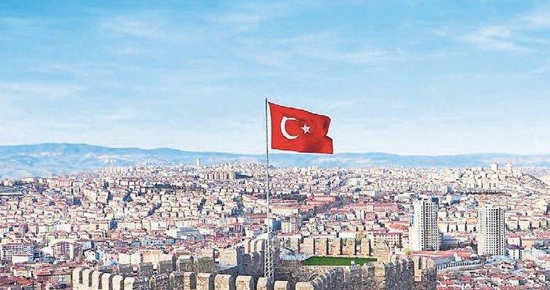Yaşayan şehir Ankara