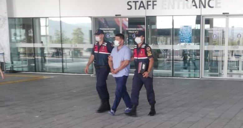 Rus turist cinsel saldırıdan tutuklandı