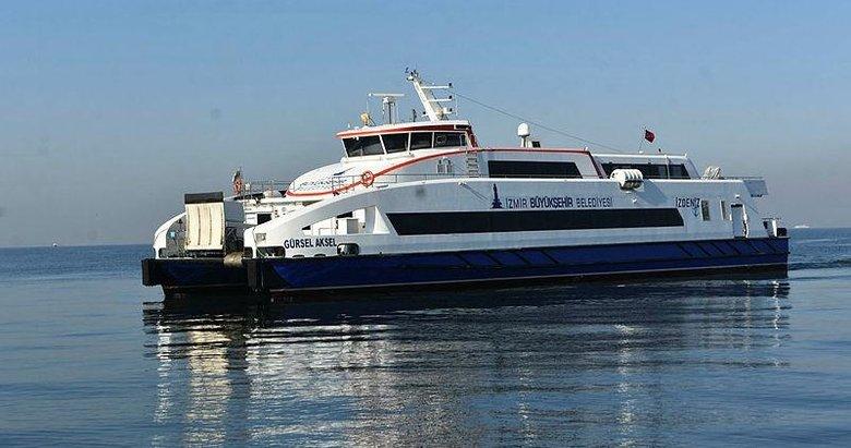 İzmir'de iki feribot için açılan isim anketinde 'Fethi Sekin' tartışması