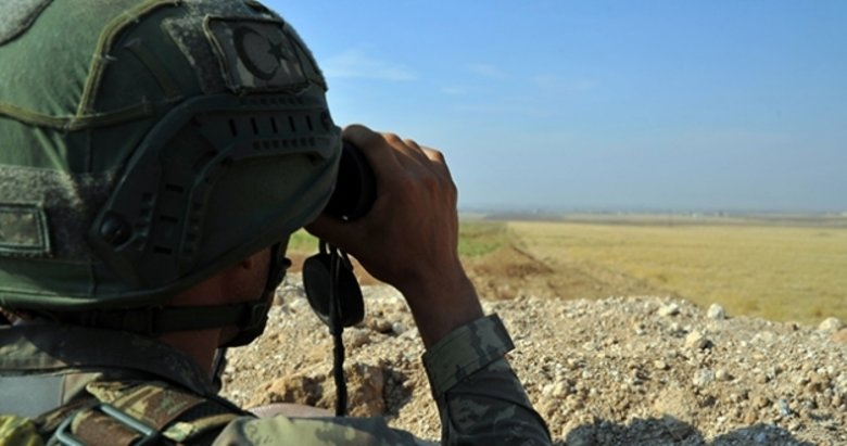Fırat Kalkanı ve Zeytin Dalı bölgesinde 7 terörist gözaltına alındı