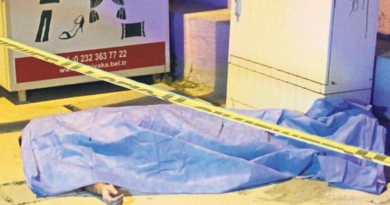 Molada fenalaşan temizlik görevlisi hayatını kaybetti
