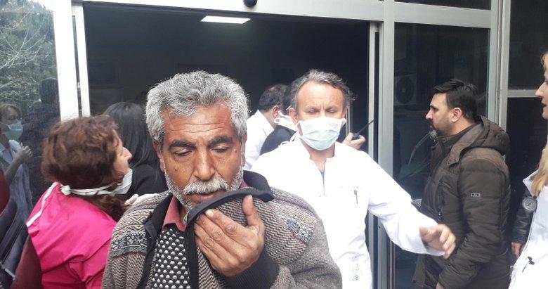 Son dakika: İzmir'de Tepecik Hastanesinde yangın