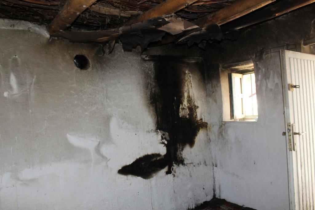 Kendi kendine yanan evlerin sırrı çözülemiyor