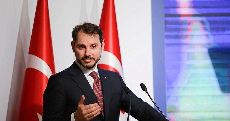 Bakan Albayrak: Türkiyenin Akdenizde gaz bulmasından korkuyorlar
