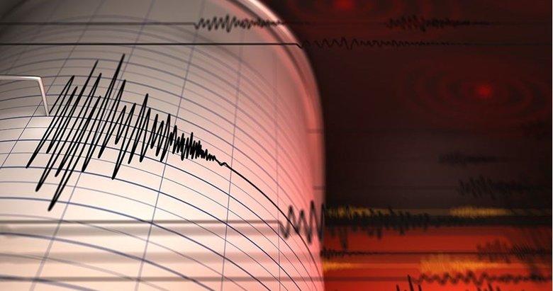Son dakika: Datça'da deprem