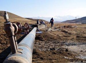 Hakkari, doğalgaza kavuşuyor