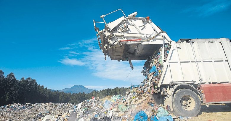 Kiraz'a çöp istemiyoruz